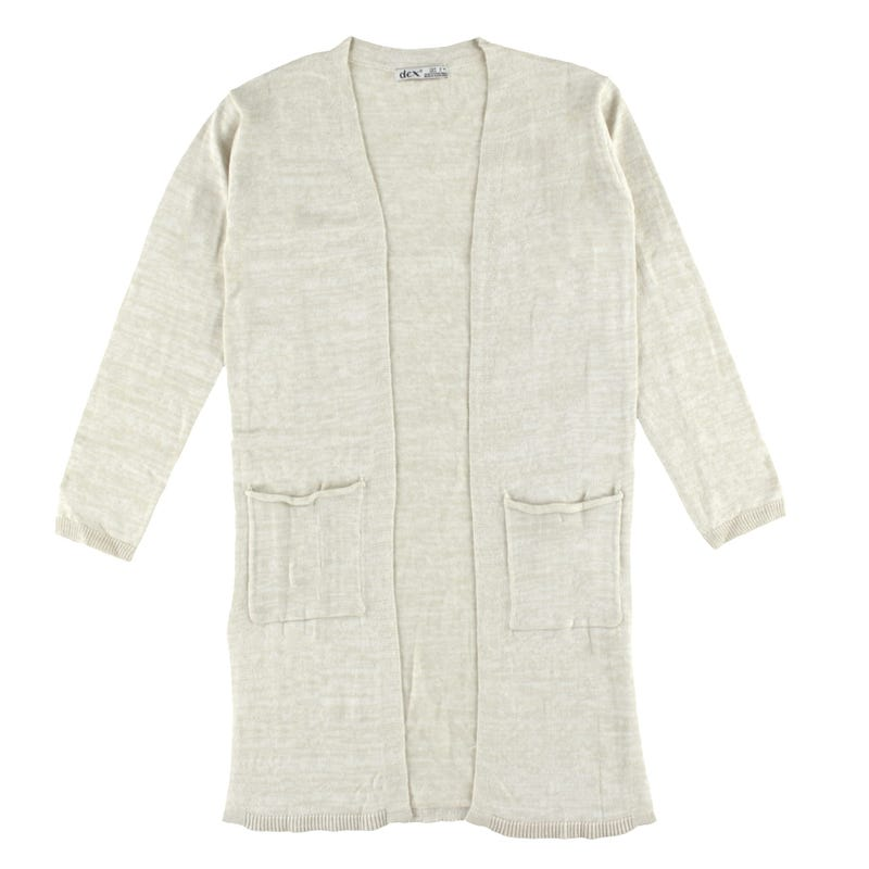 Cardigan Long Mexico 7-14ans