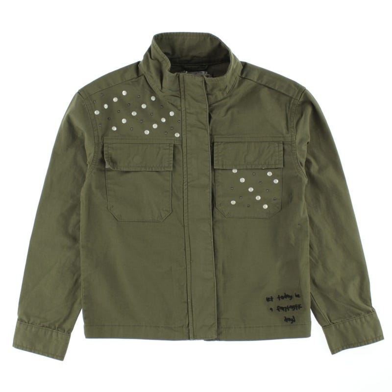 Mexico Zip Jacket 7-14y