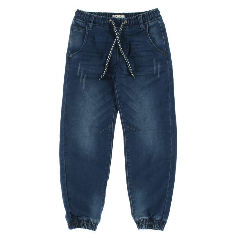 Jegging Denim Remix 7-14ans