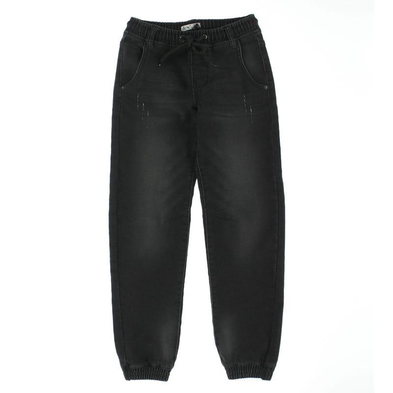 Jeans Remix 7-14ans - Noir