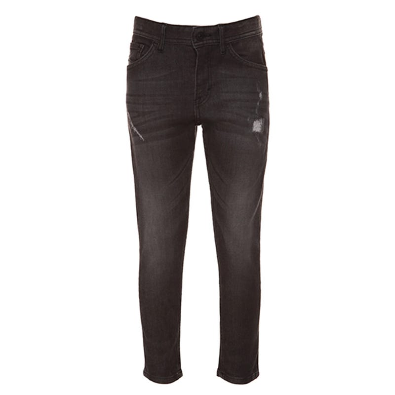 Jeans Black Wash Remix 7-14ans