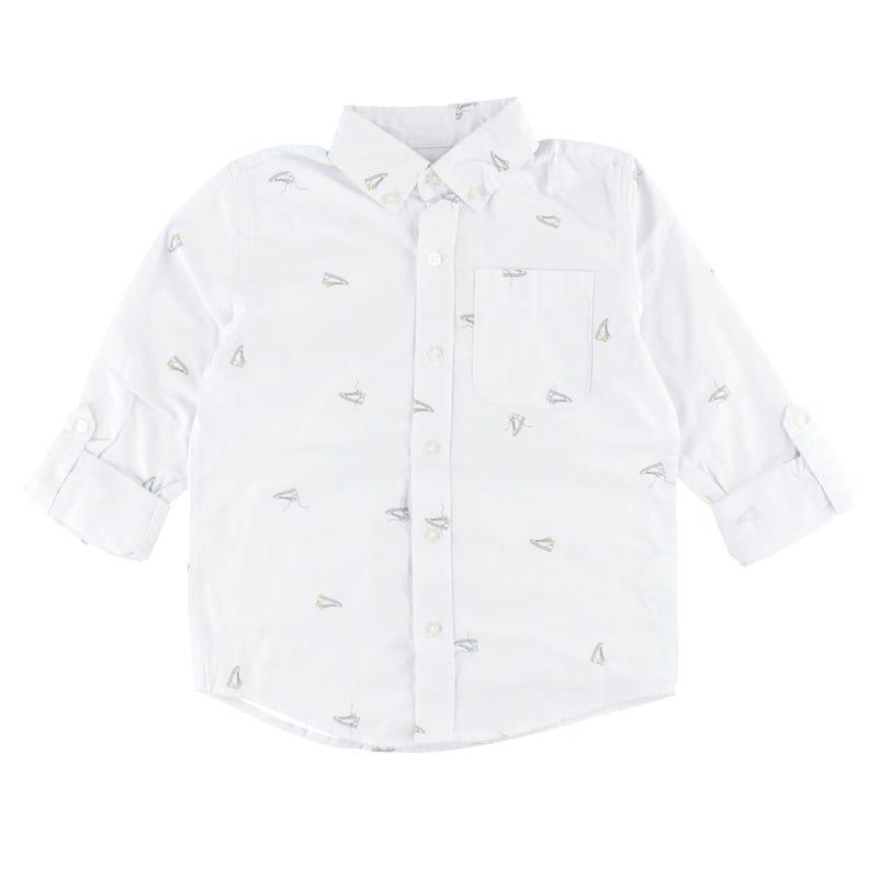 Remix Long Sleeve Shirt 7-14y