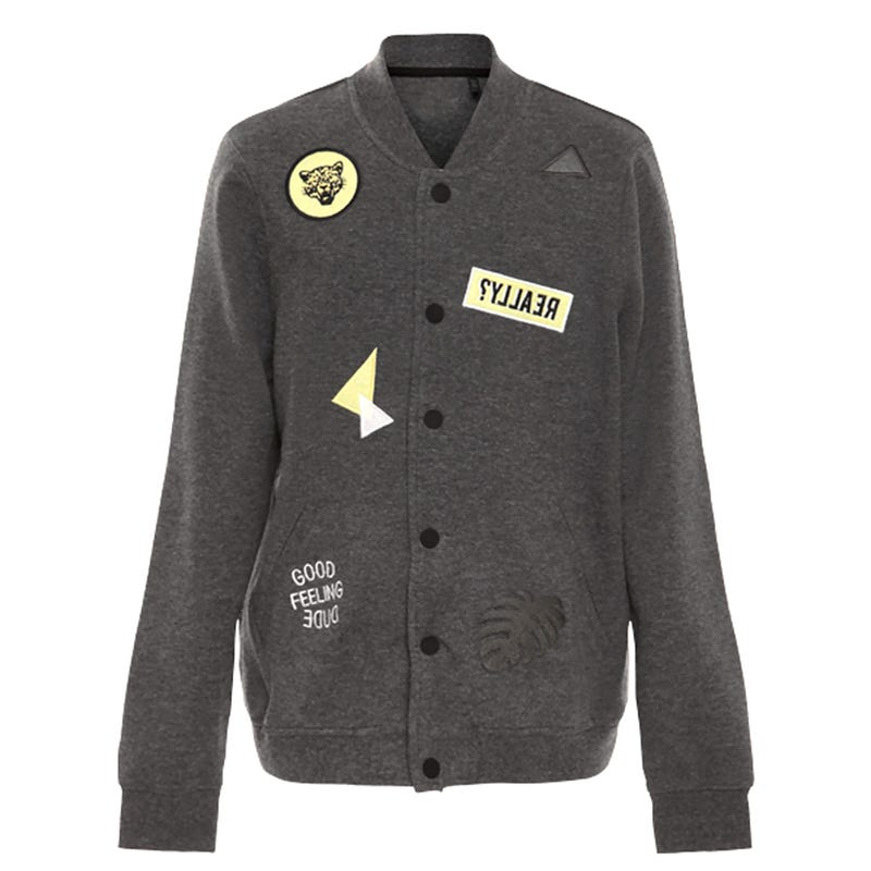Remix Patches Cardigan 7-14y