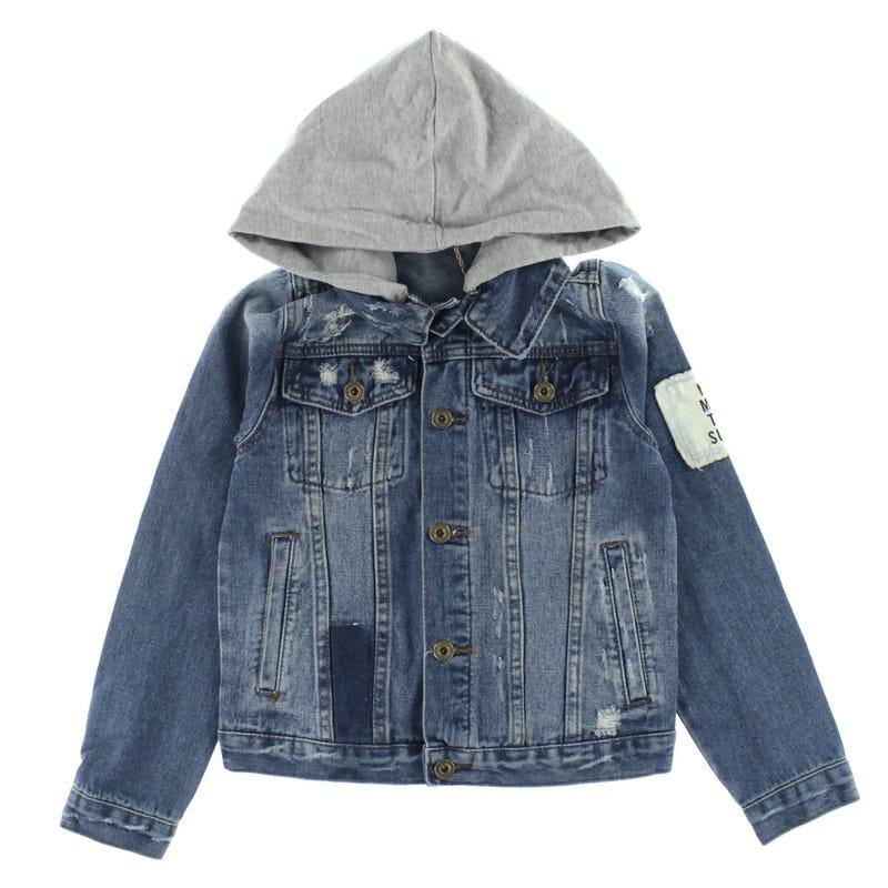 Remix Denim Jacket 7-14y