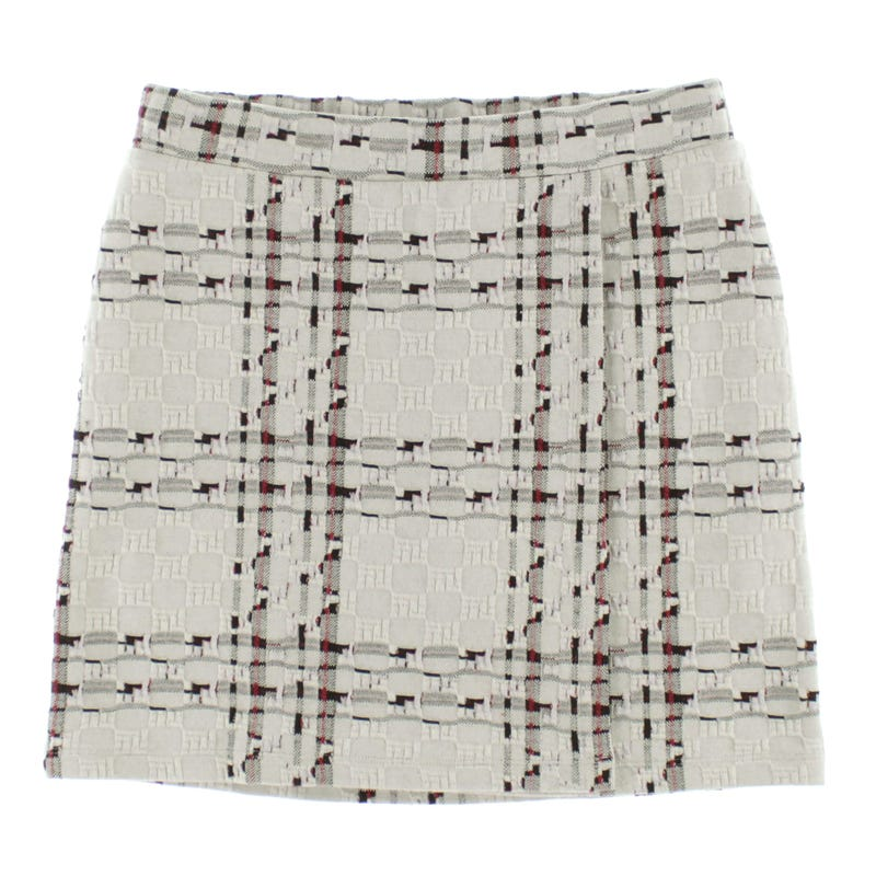 Prague Plaid Skirt 7-14