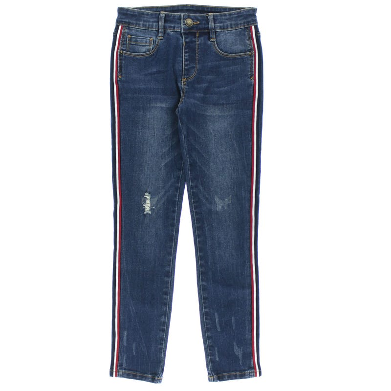 Nashville Side Tape Jeans 7-14