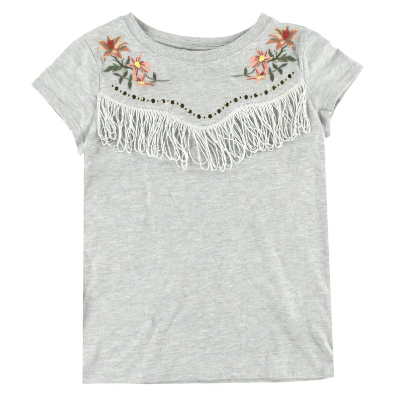 T-Shirt Frange Amsterdam 7-14ans