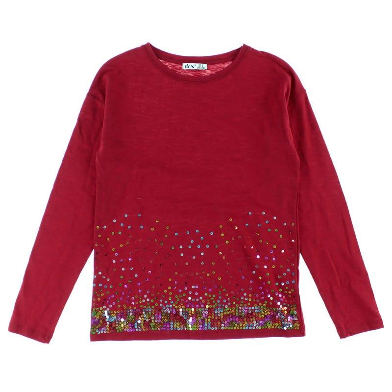 Prague Sequins T-Shirt 7-14