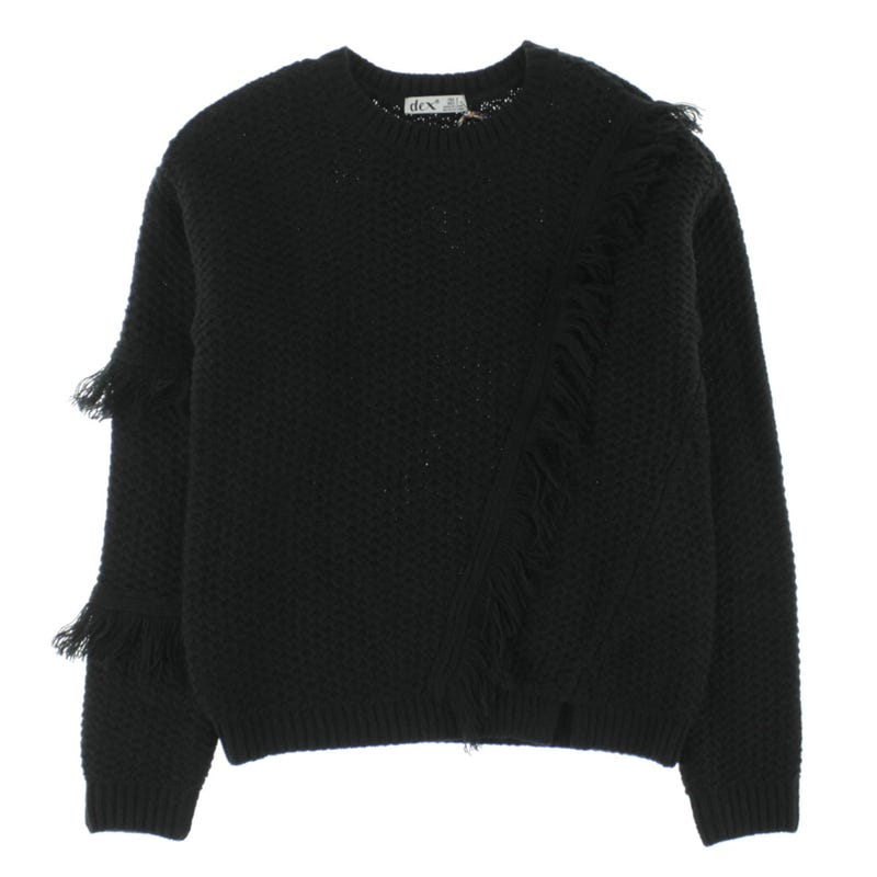 Amsterdam Fringe Sweater 7-14