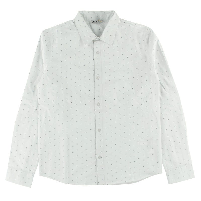 Chic Dots Shirt 7-14