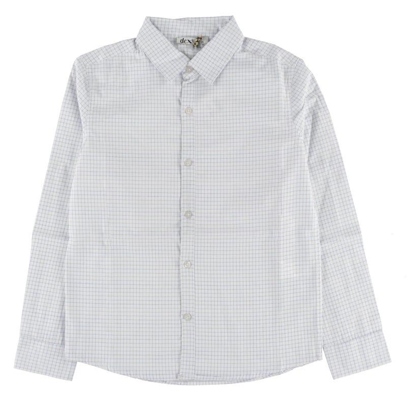 Chic Plaid Shirt 7-14