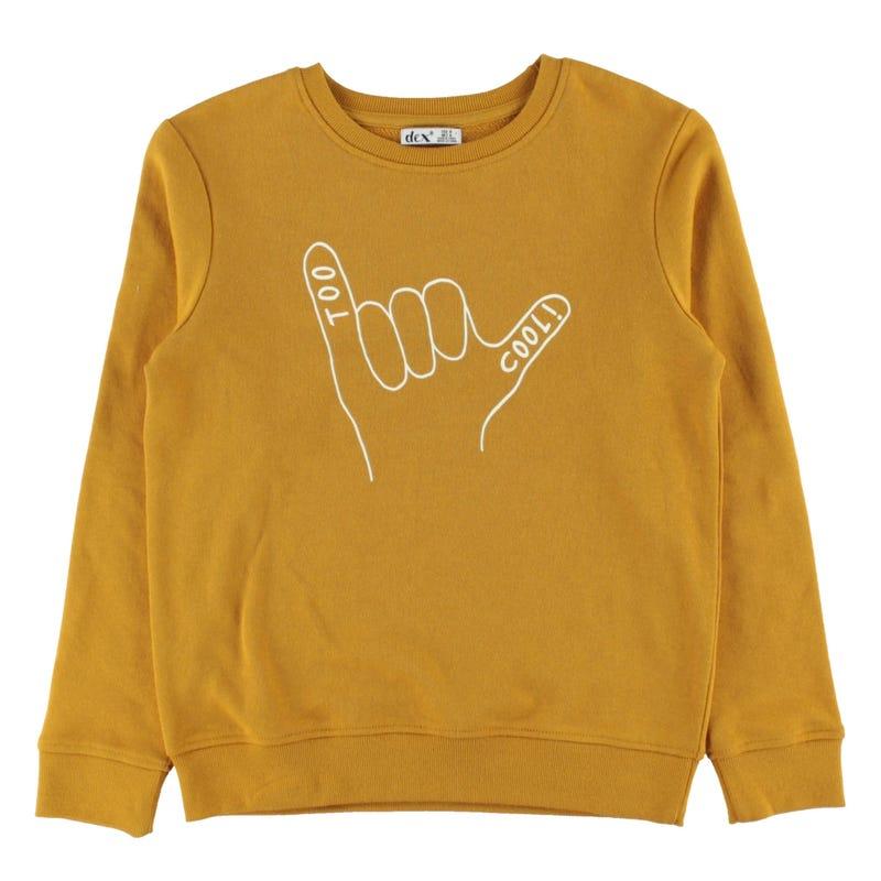 Adventure Cool Sweatshirt 7-14
