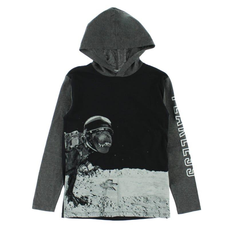 T-Shirt à Manches Longues Expédition 7-14ans