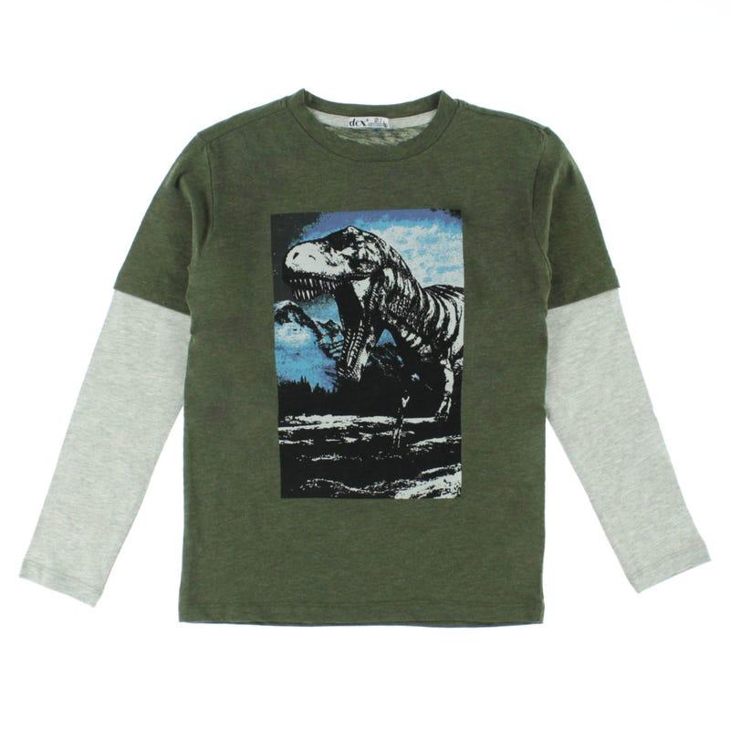 T-Shirt Trompeur Explore 7-14ans