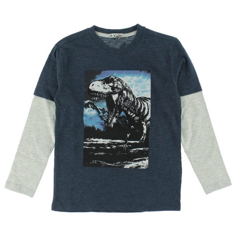 T-Shirt Trompeur Aventure 7-14ans