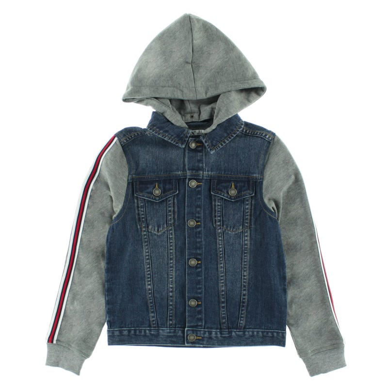 Expedition Jeans Jacket 7-14