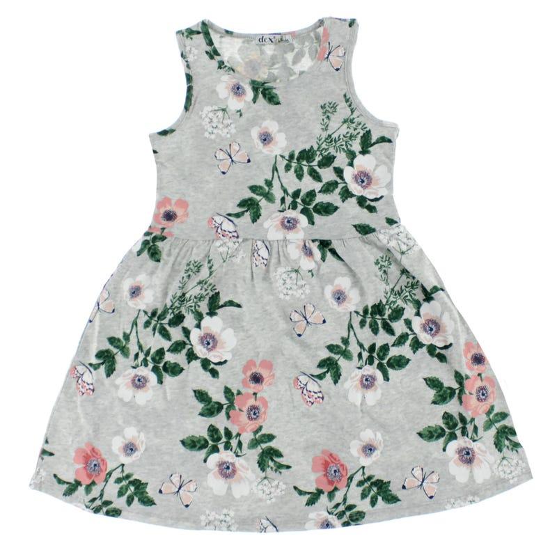 Robe Fleurie Essentiels 2-6X