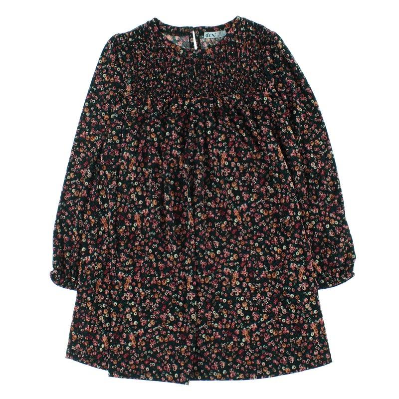 Savannah Floral Dress 7-14