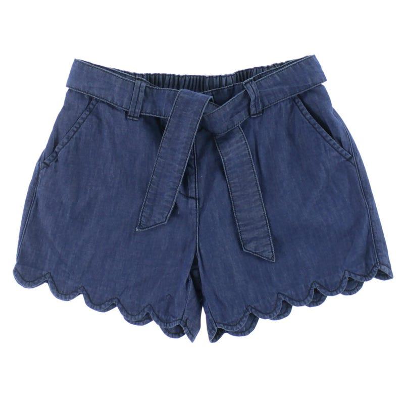 Havana Denim Shorts 7-14