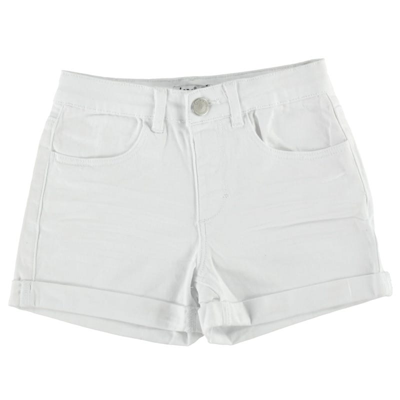 Essentials Solid Shorts 7-14