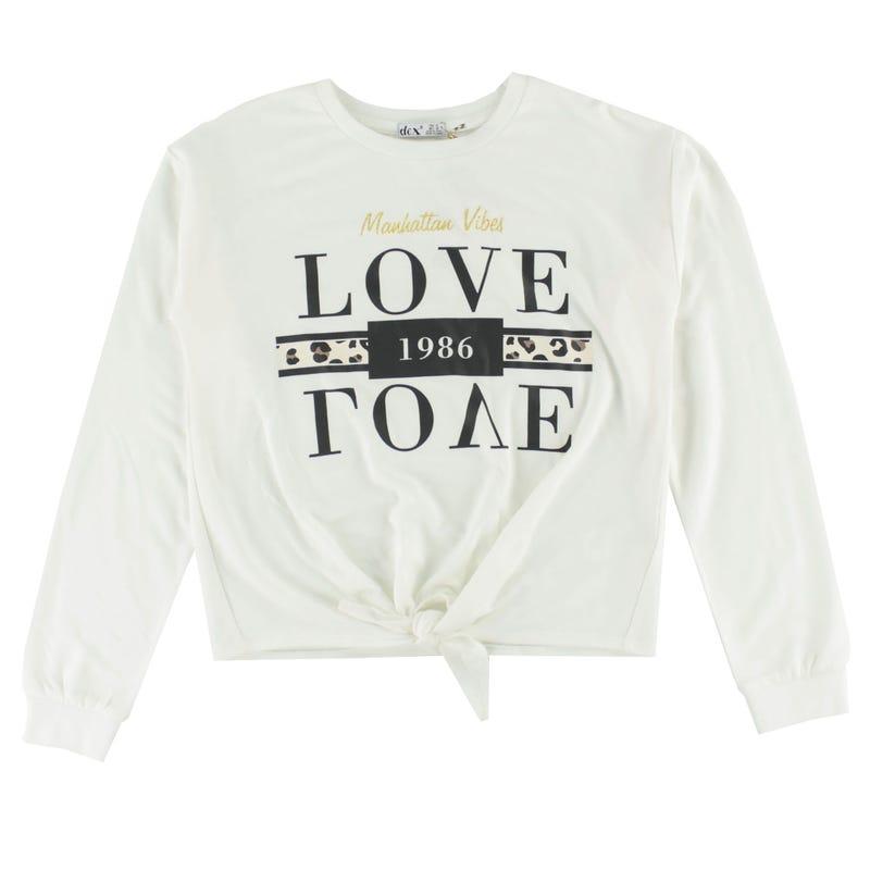 Savannah Love Sweatshirt 7-14