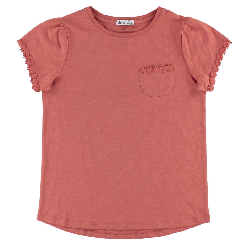 Arcadie Pocket T-Shirt 7-14