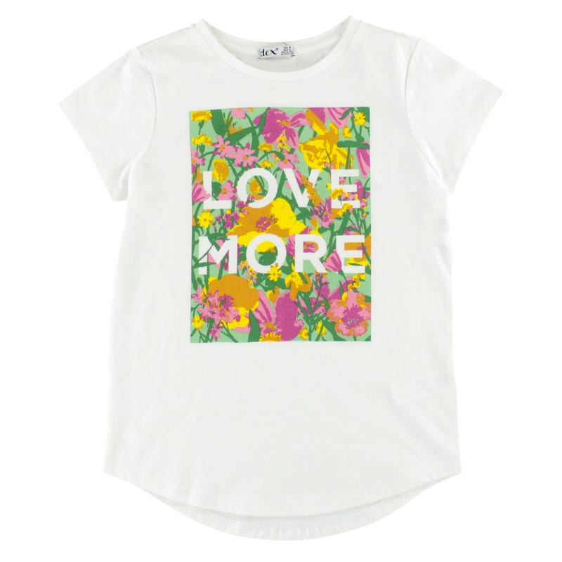 Havana Love More T-Shirt 7-14