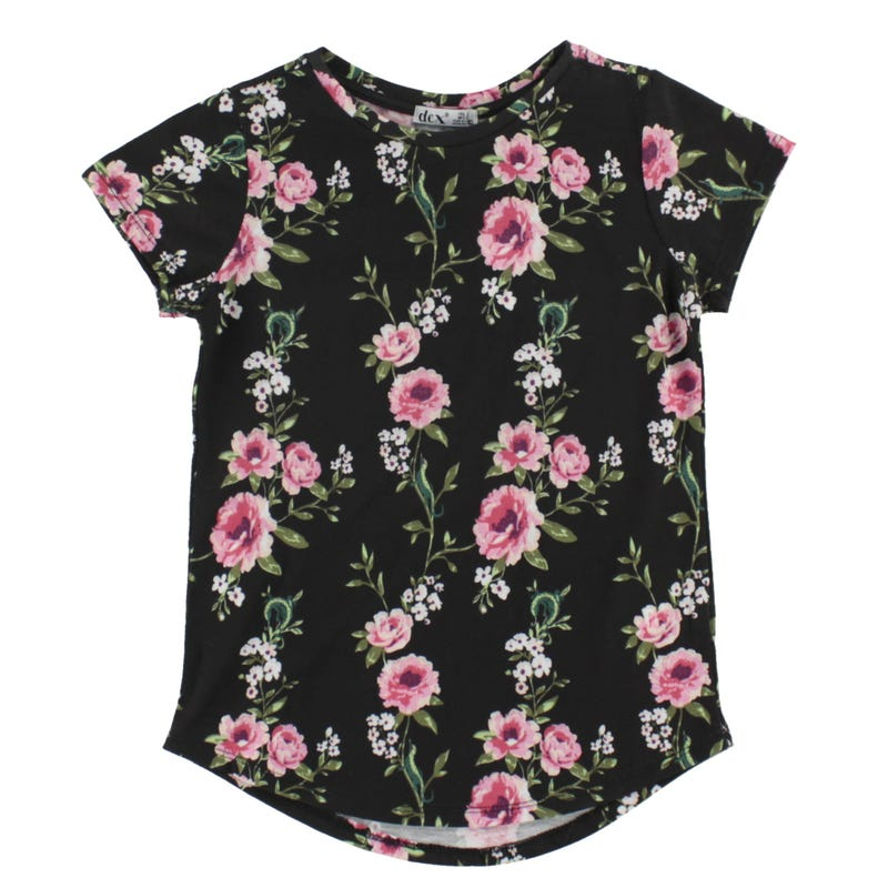 Savannah Roses T-Shirt 7-14