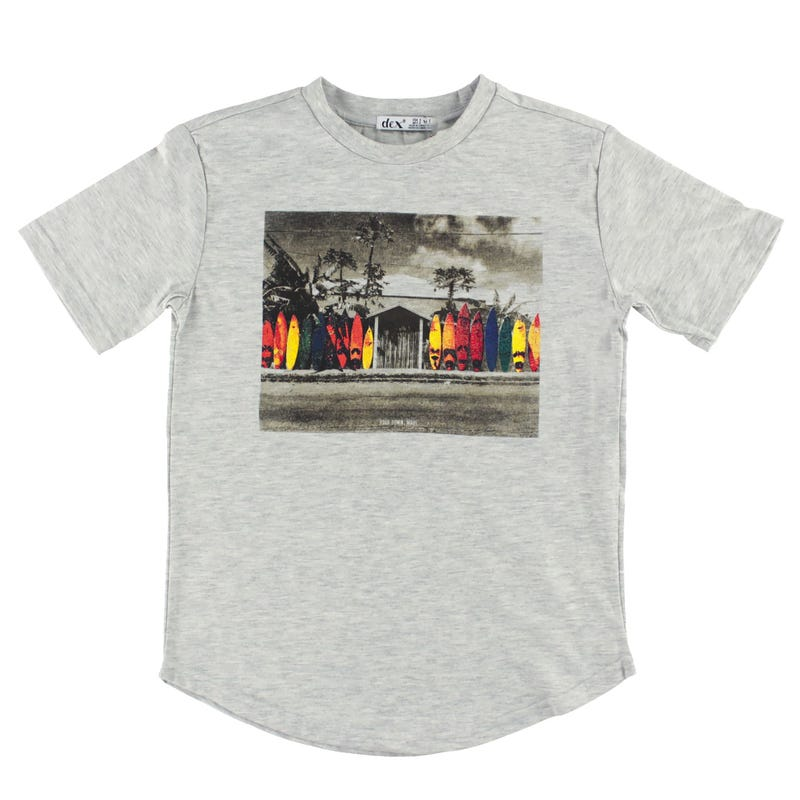 T-Shirt Surfboard Voyage 7-14