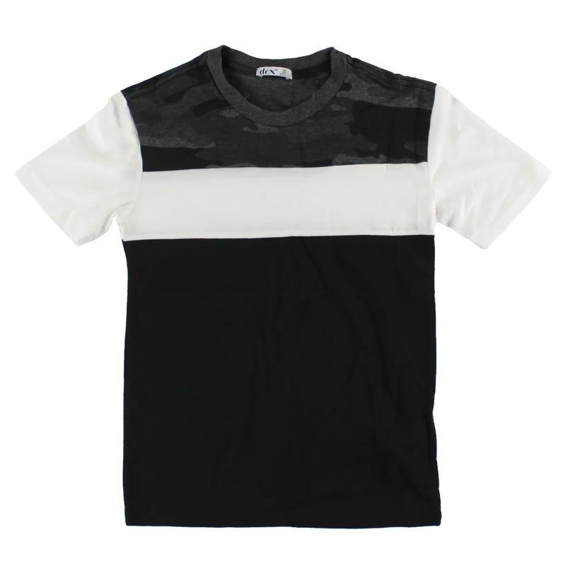 T-Shirt Camo Voyage 7-14