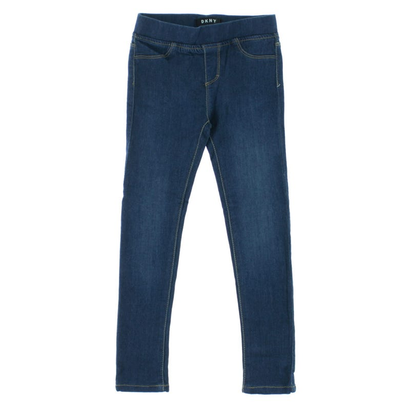 Jegging Fille Pull On 4-6ans