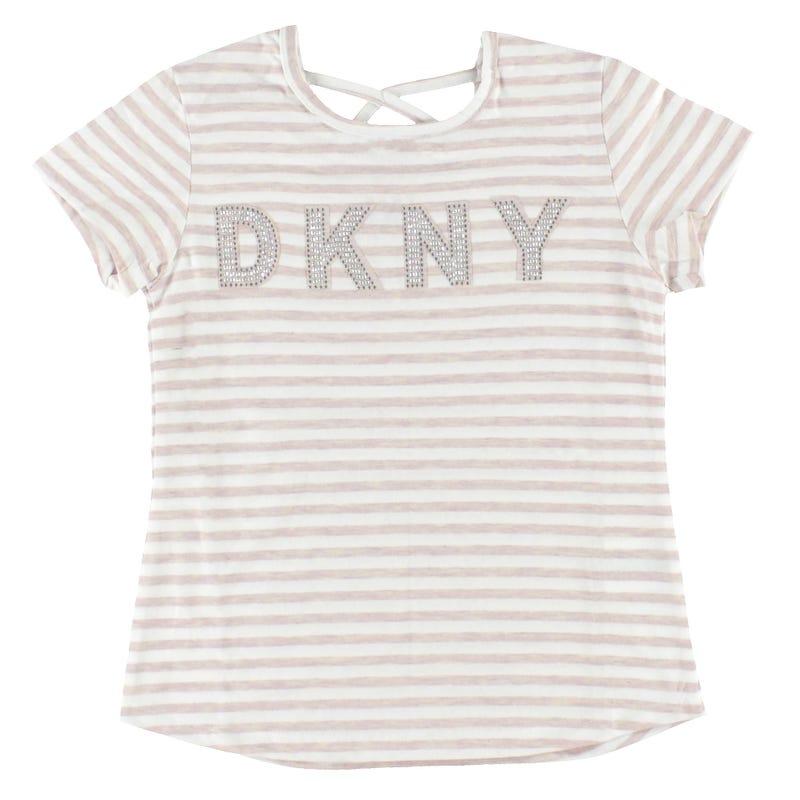Striped Lace T-shirt 7-16y