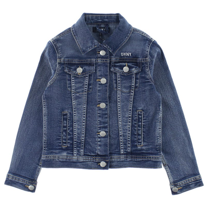 Manteau Jeans DKNY 7-16ans