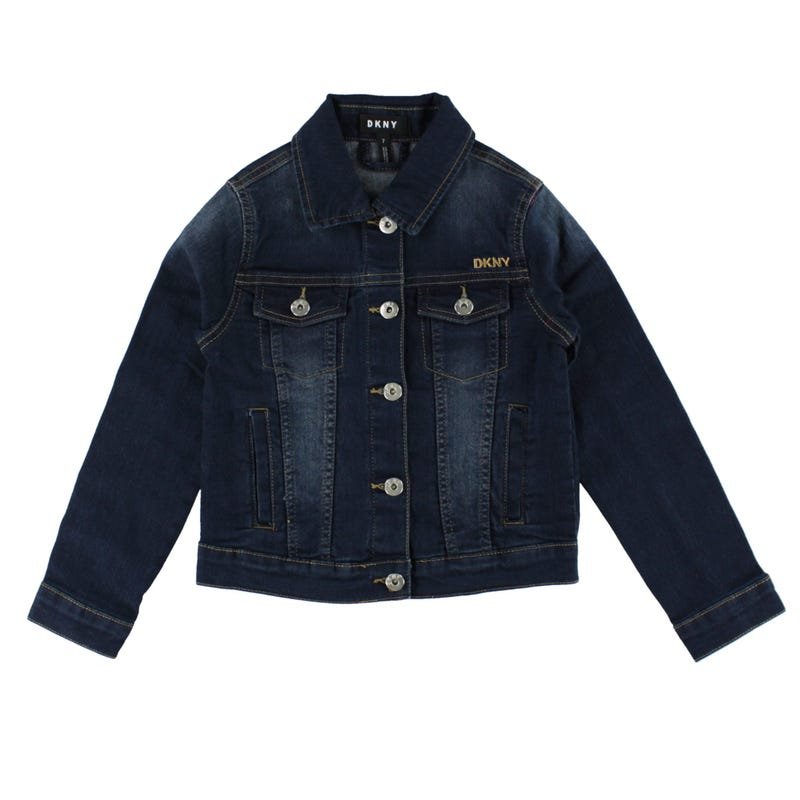 Stretch Jeans Jacket 7-16y