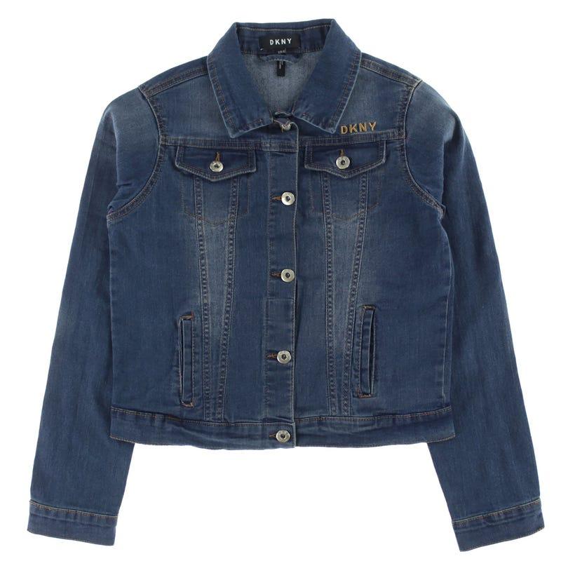DKNY Denim Jacket 7-16y