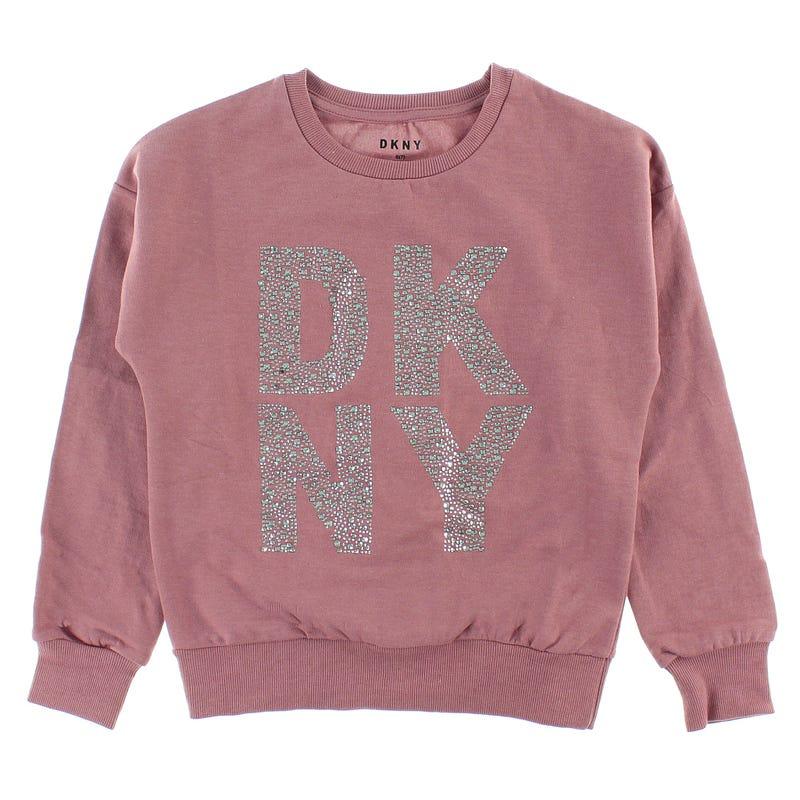 Gilet Ouaté Perles DKNY 7-16