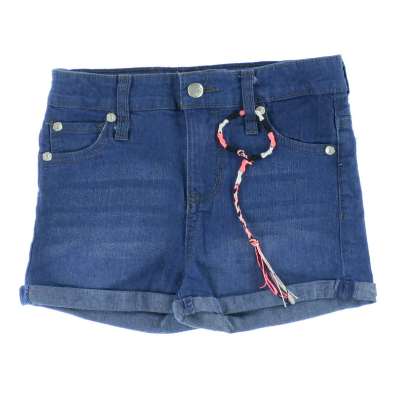 Short Denim Hipster 4-6x