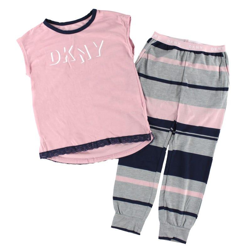 DKNY Shadow Pajamas 7-16y
