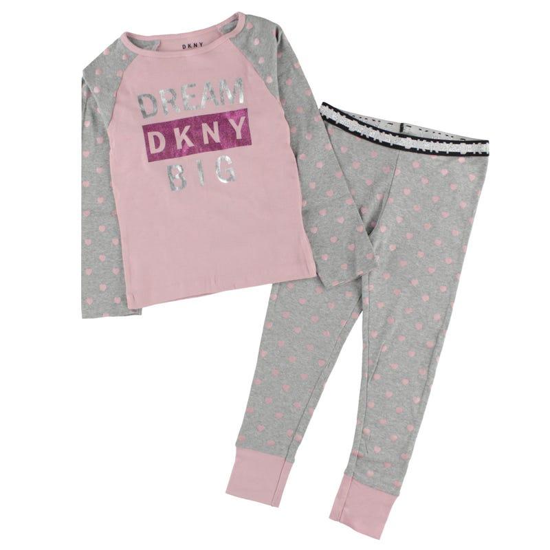DKNY Dream Big Pajamas 7-16
