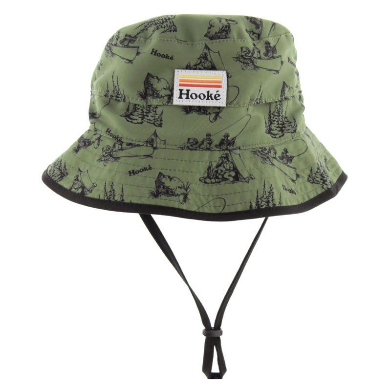 Hooké Printed UV Hat 18m-8y