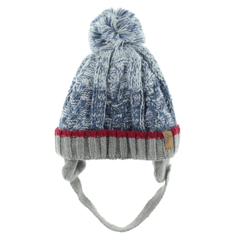 Cable Knit Beanie 6-9m