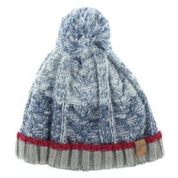 Cable Knit Beanie 2-6y