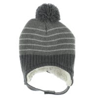 Tuque Tricot Rayée 12-24mois