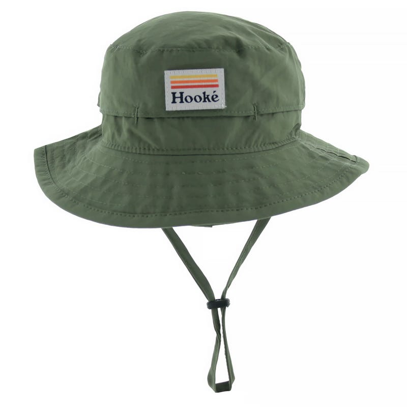 UV Hat Hooké 0-18m - Olive