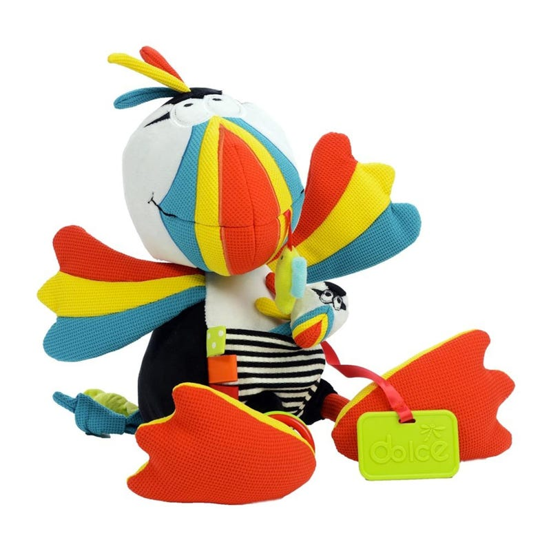 Puffin Activity Toy