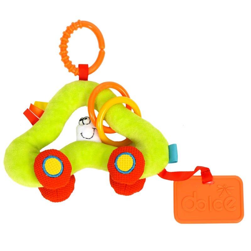 Mini Sport Car Toy Activity - Green