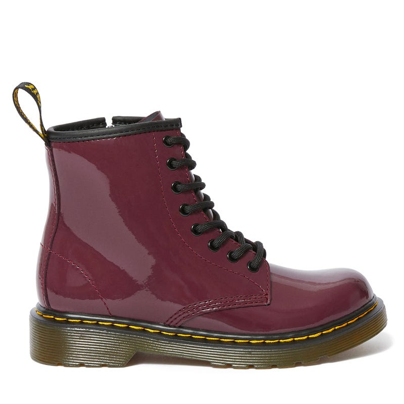 Boot 1460 Patent Plum Sizes 11-4