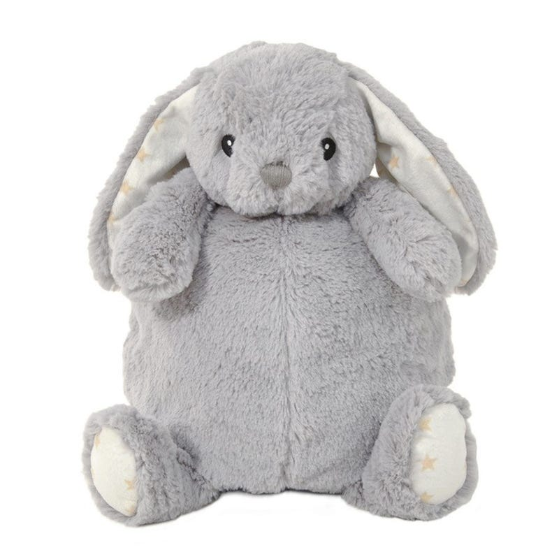 Blanket Bennie the Bunny - Grey