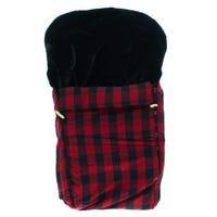 Cover Sleigh - Red/Black