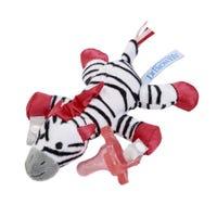 Pacifier Teether Holder - Zebra